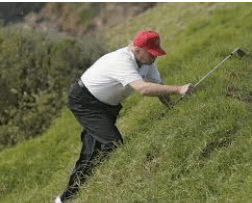 Trump Begins Long Golf Weekend, Bringing Taxpayers' Tab To $108 Million