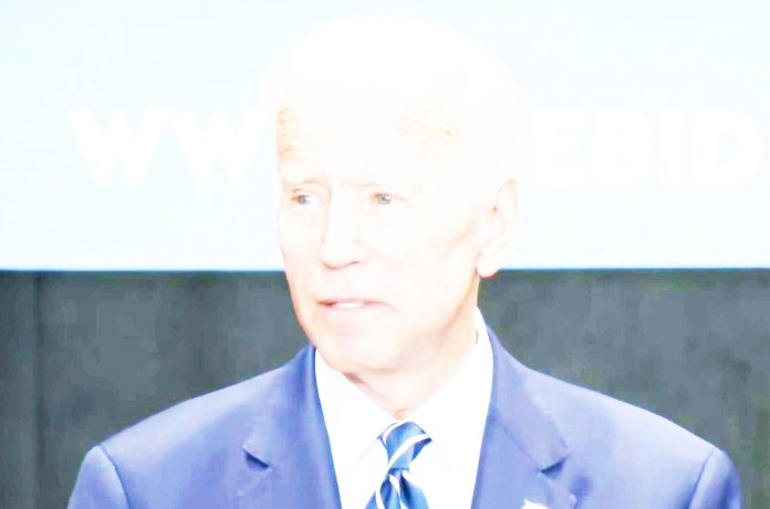 The MSM's Whitewashing of Biden's Racist Views Won't End Well