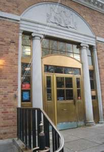 The Palmer Square Post Office