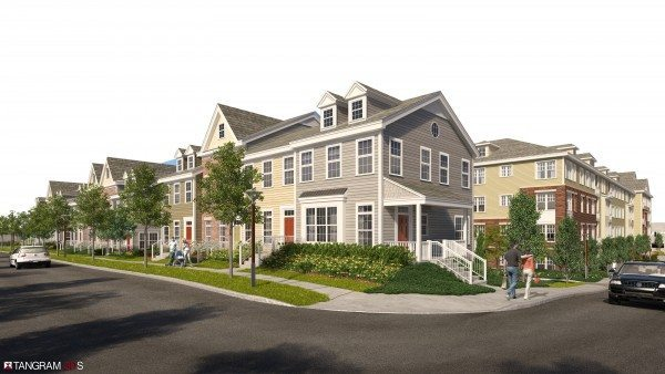 The new AvalonBay development will provide 56 new affordable housing units in Princeton. The Fair Share Housing Center says Princeton should provide 1,000 units between now and 2025.