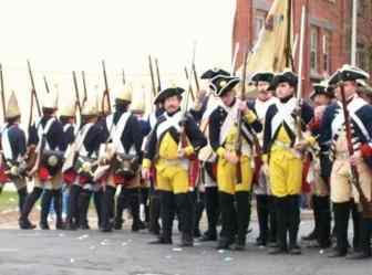 Patriots Week kicks off in Trenton Thursday. For a full schedule of events visit patriotsweektrenton.com.