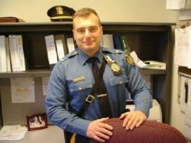 Capt. Nick Sutter has been leading the consolidated Princeton Police Department since late February.