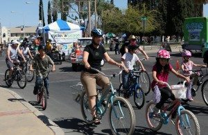 Tucson, Arizona is host to one of the most popular ciclovia events in the country.
