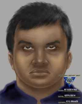 Princeton composite sketch suspect