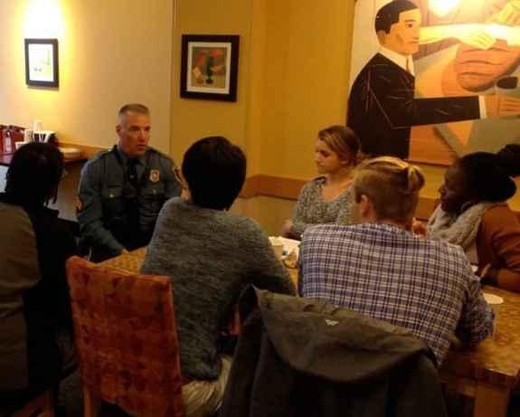 Princeton Police Geoff Maurer