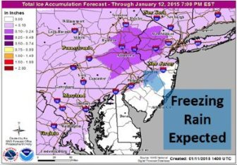 freezing rain map