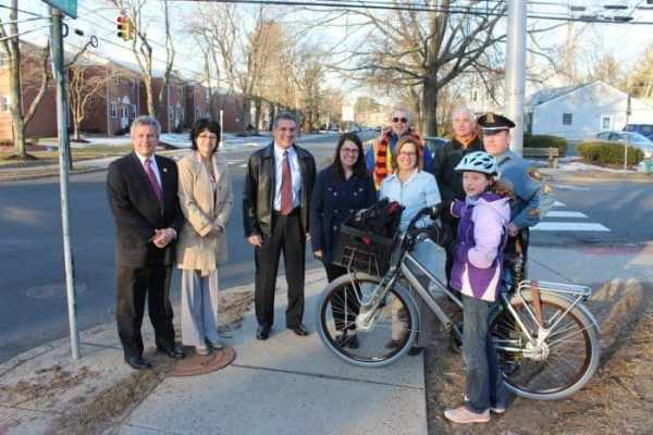 Safe routes to school Princeton grant