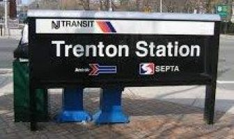 trenton train station