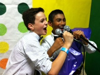 John Witherspoon karaoke