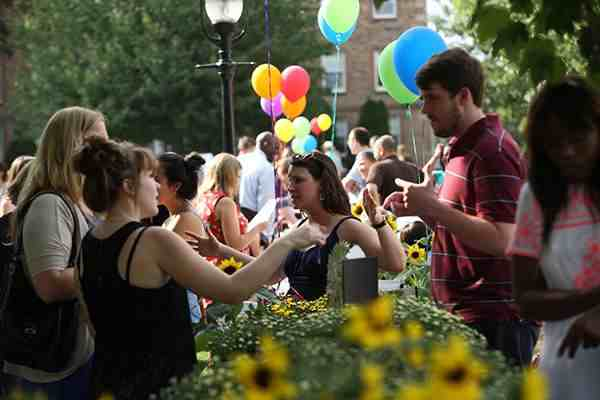 Princeton Theological Seminary will host a community festival on Saturday afternoon.
