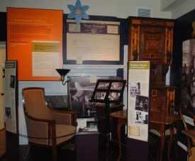The Einstein Salon and Innovators Gallery