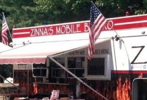 Zinna's Mobile Food Truck is one of more than a dozen vendors participating in the third annual Princeton Food Truck Fest.