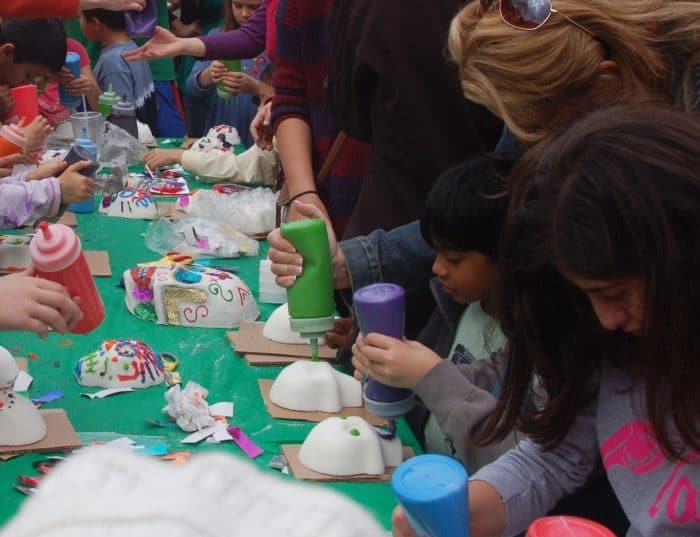 The Day of the Dead celebration will include sugar skull decorating among other family-friendly activities.