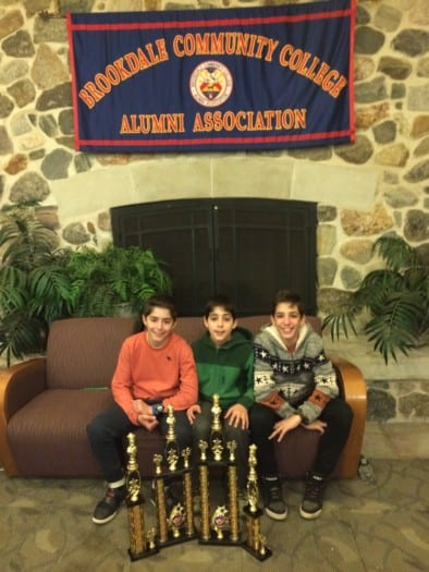 charter school chess champs