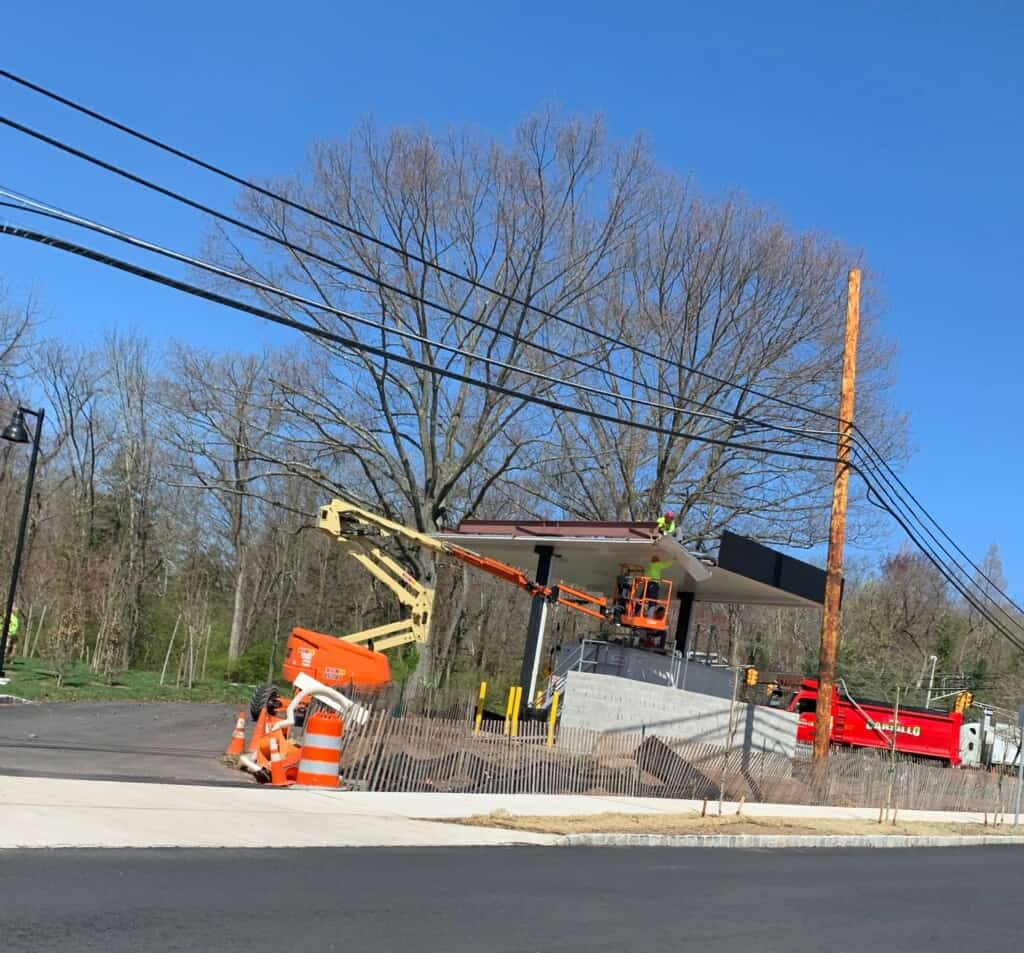 Workers in Princeton begin removing controversial municipal ...