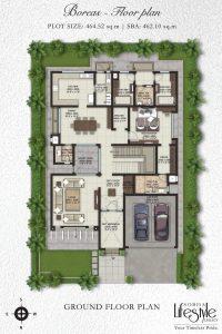 Sobha Lifestyle Legacy 4 Bedroom Villas Bangalore