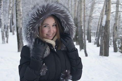 Diversión en la nieve