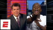 Floyd Mayweather goes toe-to-toe with Brian Kenny on SportsCenter | ESPN Archives