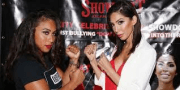 Who Ya Got? Farrah Abraham And Hoopz Face Off For Celebrity Boxing Match!