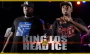 KING LOS VS HEAD ICE RAP BATTLE – RBE