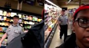 Security Guard Fired After He's Caught Stalking A Black Shopper In A New Orleans Grocery Store!