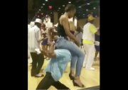 Whose Auntie & Uncle Is This?! Couple Cuttin' Up On The Dance Floor!