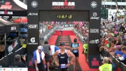 Major Fail: Man Celebrates Too Early At The Finish Line & Breaks His Foot!