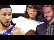 Ben Simmons & Colin Kaepernick BLASTED By IG Twerk Model Brittany Renner In Tell All Book!