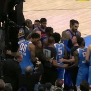 Lol Steve Adams Is A Beast: Willy Of The Kings Couldn't Even Move Adams!