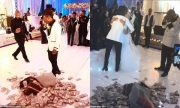 Respect: Jacquees Drops A Bag For His Mom On Her Wedding Day! ($100,000)