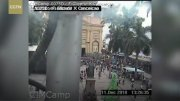 Footage Released Shows The Shooting In A Brazilian Cathedral That Left Five Dead & Four Injured!