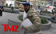 Kanye West Dodges Drake Beef Questions, Makes A Run For It | TMZ