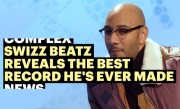 Swizz Beatz Reveals the Best Record He's Ever Made