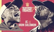 IRON SOLOMON VS JC SMACK RAP BATTLE| URLTV