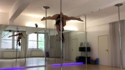 Pole Dancer Gets Concussion After Falling On Head