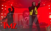 A$AP Rocky Brings Out Drake, Does His Best Travis Scott Impression | TMZ