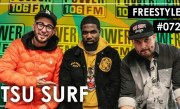 TSU Surf Freestyle w/ The L.A. Leakers – Freestyle #072