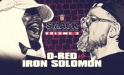 IRON SOLOMON VS O RED + DANNY MYERS TALKS CHEF TREZ BATTLE VOL 4 (2-9-19) | URLTV