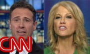 Chris Cuomo and Kellyanne Conway Argue over Trump's Moral Leadership