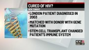 Second man seems to be free of AIDS virus after transplant