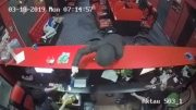 He Was In Dream Land: Man Sleeps Through An Armed Robbery!
