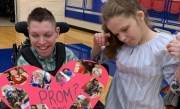 Choir Helps Teen With Cerebral Palsy Pull Off Promposal