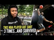 """I Got Shot 3 Times"" Former New York Knick Cleanthony Early Still Battling 3 Years After Shooting"