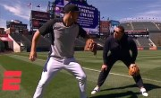 Nolan Arenado shows Alex Rodriguez why he's a Gold Glove third baseman | MLB on ESPN
