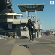 Real Life Iron Man: 3-D Printed Jet Suit Takes First Public Flight!