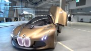 Dope: The BMW Vision Next 100 Has Some Of The Coolest Features Ever Seen In A Car!