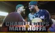 CHARLIE CLIPS VS MATH HOFFA RAP BATTLE – RBE