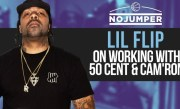 Lil Flip on working with 50 Cent and Cam'ron, why he's making EDM music now