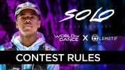 World of Dance Contest | Video Made via Lomotif App | Music Video Editor