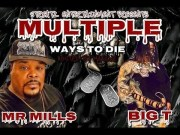 Streatz Entertainment Presents MWTD – Mr Mills vs Big T